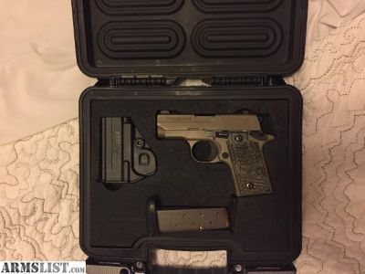 For Sale/Trade: Sig scorpion 238