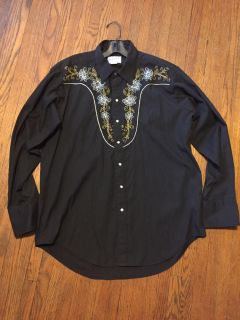 Vintage Country Western Shirts