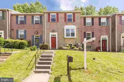 2625 Ebony Rd BALTIMORE Four BR, updated brick townhome w/ 3
