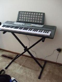 $125 OBO Yamaha EZ 200 Keyboard