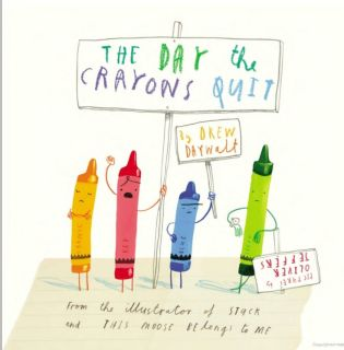 Looking For: The Day the Crayons Quit