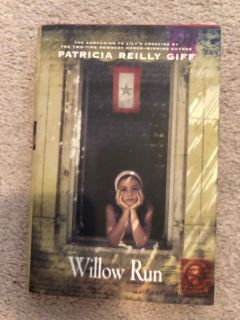 Willow Run hardback book by Patricia Reilly Giff