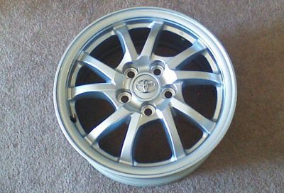 """Buy (1) 16"""" OEM TOYOTA PRIUS V RIMS EXCELLENT CONDITION motorcycle in San Pablo, California, US, for US $99.00"""