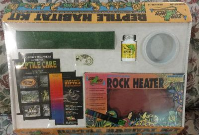 Great Reptile Habitat Kit