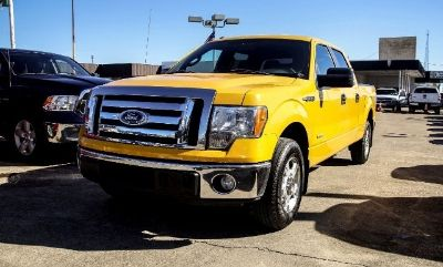 2011 Ford F-150 XLT SuperCrew 6.5-ft