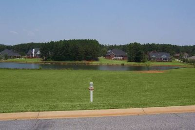 321 Gentry Run Greenwood, Gorgeous, waterfront lot located
