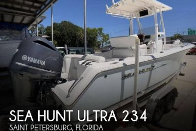 2012 Sea Hunt ULTRA 234