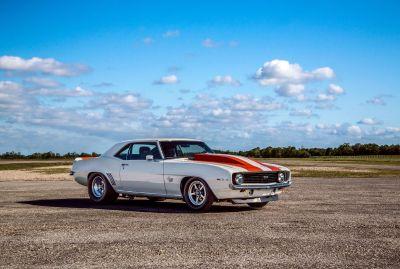 1969 Camaro show/race
