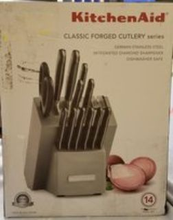 Kitchenaid 14 pc Knife Set NIB