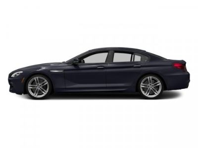 2018 BMW 6-Series 650i xDrive (Carbon Black Metallic)