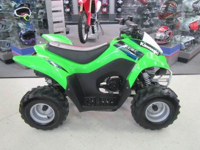 2014 Kawasaki KFX 50 Sport ATVs Warsaw, IN