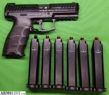 For Sale: HK VP9 9mm Pistol