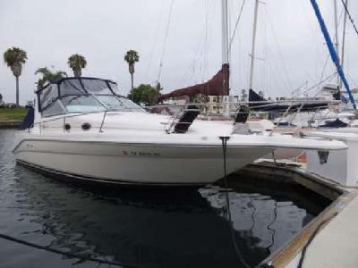 29' Sea Ray 290 Sundancer 1996 For Sale