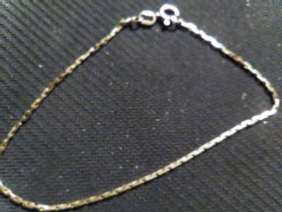 14 k gold 8 in chain