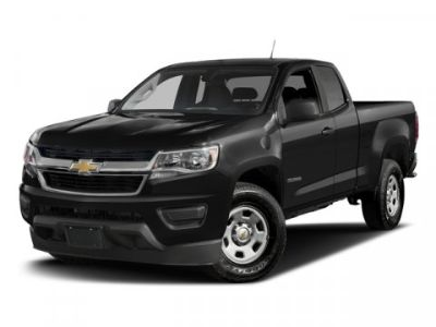 2017 Chevrolet Colorado 2WD WT (Red Hot)