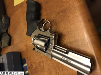 For Sale: Ruger 357. Stainless