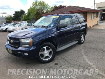 2008 Chevrolet Trailblazer LT1 (Imperial Blue Metallic)
