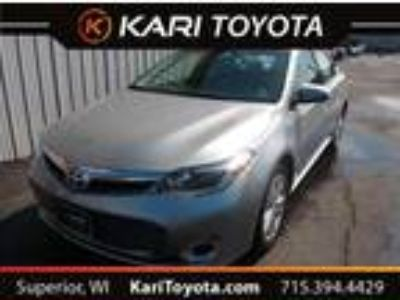 used 2015 Toyota Avalon for sale.
