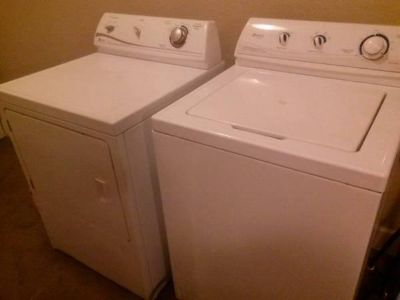 $400, Gently  used Heavy Duty Washer and Dryer... Good Condition GREAT PRICE