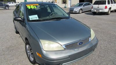 2006 Ford Focus ZX4 S ()