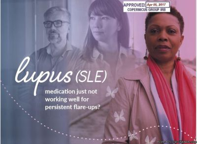 Lupus (SLE) medication just not working well for persistent flare