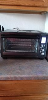 Multi function oven-see more photos