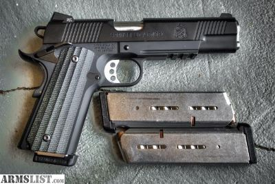 For Sale: Springfield Armory Lightweight Operator and extras