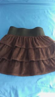 1989 Place Suedecloth Skirt, Size 5