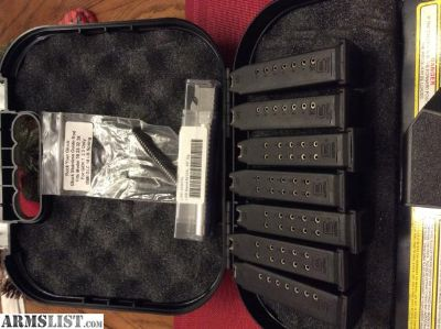 For Sale: Glock 23 Mags/Barrel