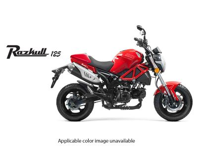 2018 SSR Motorsports Razkull 125 Sport Motorcycles Cumberland, MD