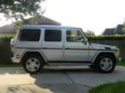 2005 Mercedes-Benz G-Class for Sale by Owner
