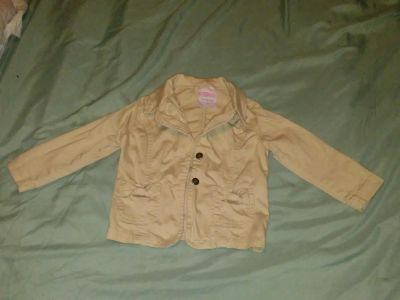 Size 3T girls jacket. Star ride brand good conditions MY PROFILE MY MEETING INFORMATION SERIOUS BUYERS ONLY