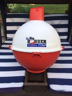 The Big Bobber floating ice chest $10@SWAP