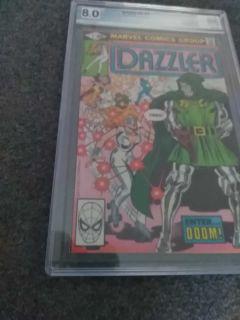 Dazzler #3 May 1981 pgx 8.0