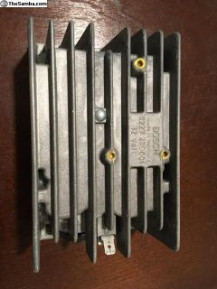 Porsche 911 Ignition control unit box