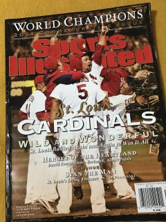 2011 commemorative issue of sports illustrated