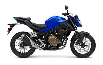 2018 Honda CB500F ABS Sport Motorcycles Goleta, CA