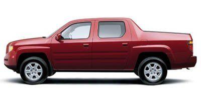 2006 Honda Ridgeline RTS (White)