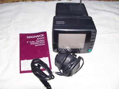 $60,  Portable Televisions