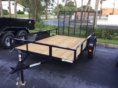 2019 Triple Crown 6X10 Utility Utility Trailers Fort Pierce, FL