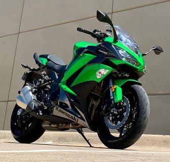2017 Kawasaki Ninja 1000 ABS Sport Plano, TX