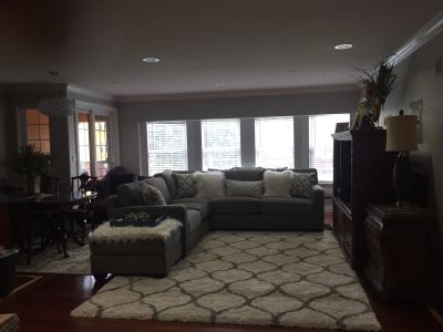 Fully furnished Large Master Bedroom in Modern Condo