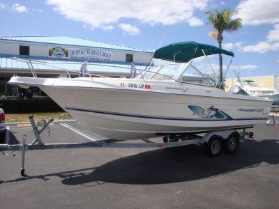 2001 Aquasport 215 Osprey Sport Runabouts Holiday, FL