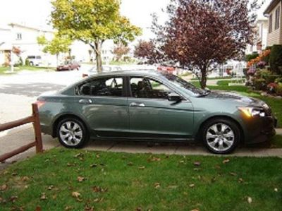 $2,521, The title is clean 2008 Honda Accord EXL sedan