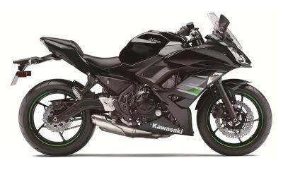 2019 Kawasaki Ninja 650 Sport Motorcycles Goleta, CA