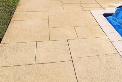 Limestone Cleaning and Sealing Service in Perth