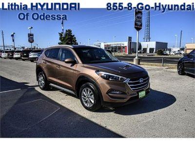 2017 Hyundai Tucson SE (mojave sand)