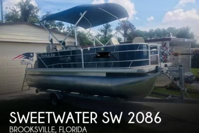2016 Sweetwater SW 2086