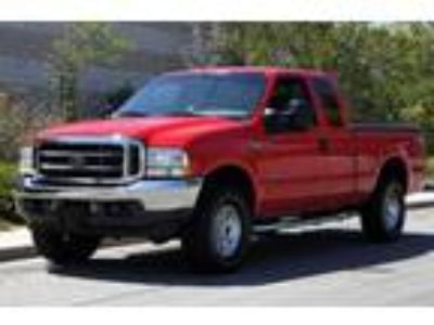 2002 Ford F250 4X4