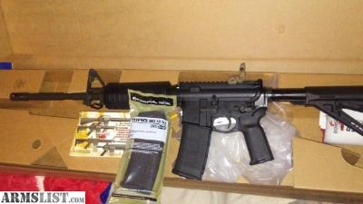 For Trade: bushmaster e2s..mint shape..plus amm0..trade for legions.or sigs...